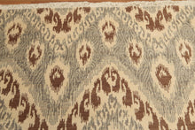 6' x 9' Authentic Tufenkian Tibetan hand knotted 100% Wool Area Rug Modern 6x9