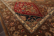 "Oriental Area Rug Hand Tufted New Zealand Wool & Silk Traditional 45-2292 MTC Multi panel (3'9""x5'9"")"