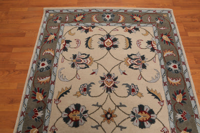 Persian Oriental Area Rug Hand-Tufted 100% Wool  Traditional Persian  (5'x8')