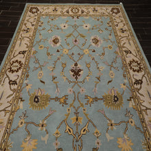Oriental Area Rug Hand Tufted 100% Wool Traditional  (8'x10')