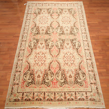 "Persian Oriental Area Rug Hand Knotted 100% Wool Traditional Wool Foundation Autbhentic Turkish Oushak Not Replica (9'4""x12'6"")"