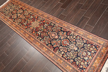"Persian Oriental Area Rug Hand Knotted 100% Silk Traditional 400 KPSI  (2'7""x9'10"")"