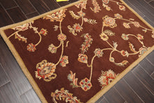 "Oriental Area Rug Hand Tufted 100% Wool Traditional Couristan (3'6""x5'6"")"