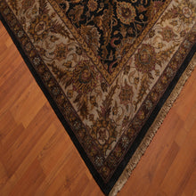 "Persian Oriental Area Rug Hand Knotted 100% Wool Traditional Agra (9'3""x11'2"")"