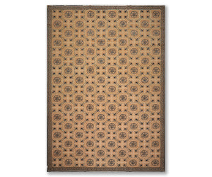 Oriental Area Rug Hand Knotted 100% Wool Traditional Superfine 200 KPSI (10'x14')