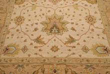"Oriental Area Rug Hand Knotted 100% Wool Traditional Nourison Nourmak Oushak (7'10""x9'10"")"