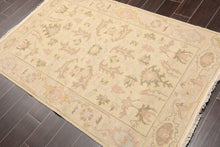 "Oriental Area Rug Hand Knotted 100% Wool Traditional Reversible Nourison Nourmak (3'10""x5'10"")"