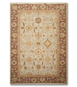 "5'10""x8'10""   Gray  Brown, Burnt Orange, Olive, Multi Color Hand Knotted Soumak Rug Wool Traditional Oriental Rug"