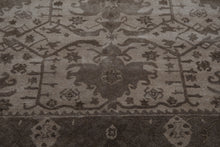 Oriental Area Rug Hand Tufted 100% Wool Arts & Crafts  (8'x10')