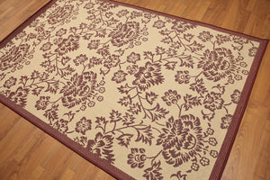 5'x7'   Burgundy  Beige, Multi Color We have been in rug business for decades, serving customers from all over US and Canada. Your satisfaction is our ultimate goal. Oriental Rug Wool Traditional Oriental Rug