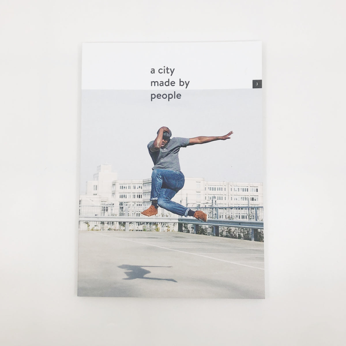 A City Made By People issue 3