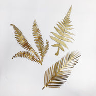 Fern Brass Leaf