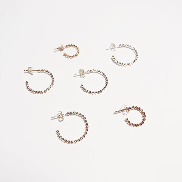 Spot Hoops Medium (Pair)
