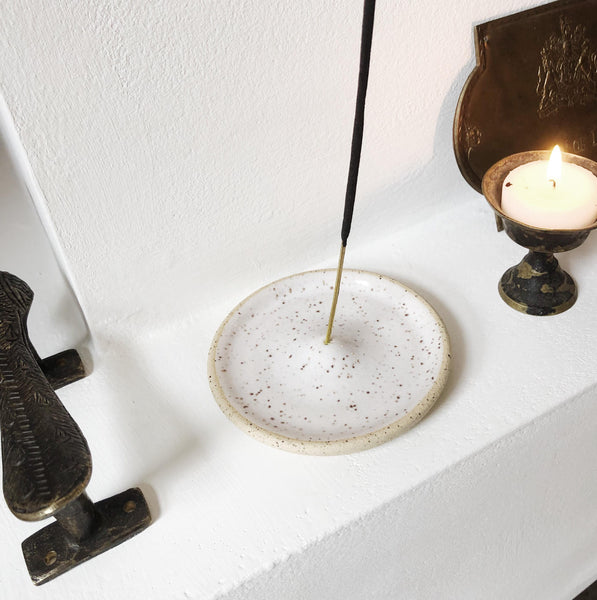 Speckled Incense Holder (301378240542)