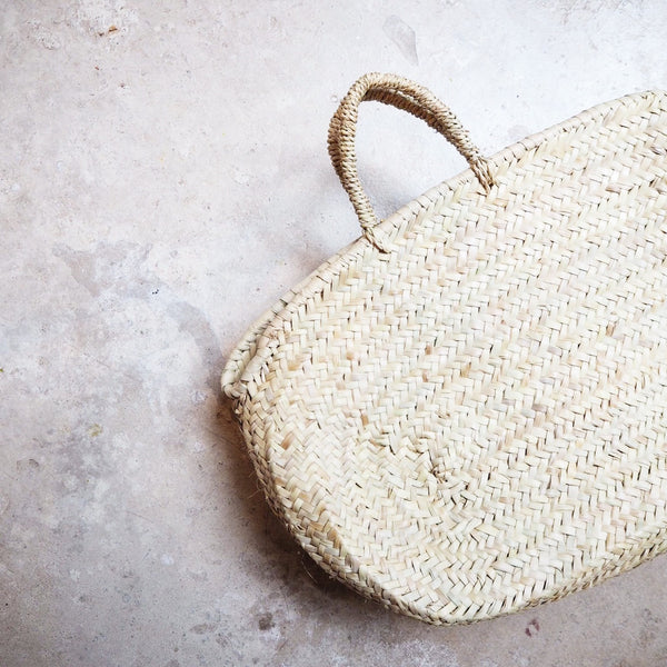 Oval Straw Bag (11177849034)