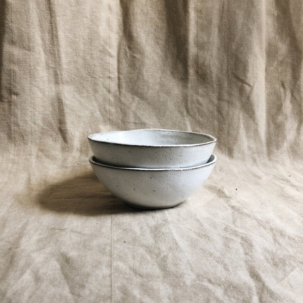 Malusi Ceramic Bowl Speckled