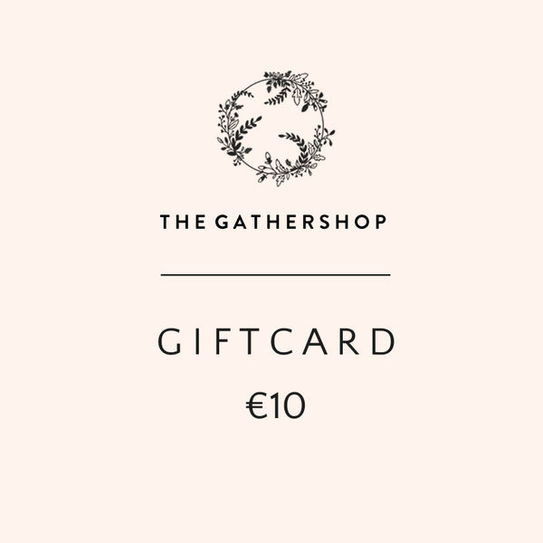 Digital Gift Card €10