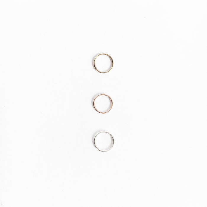 Small Hoop Earring (Single)