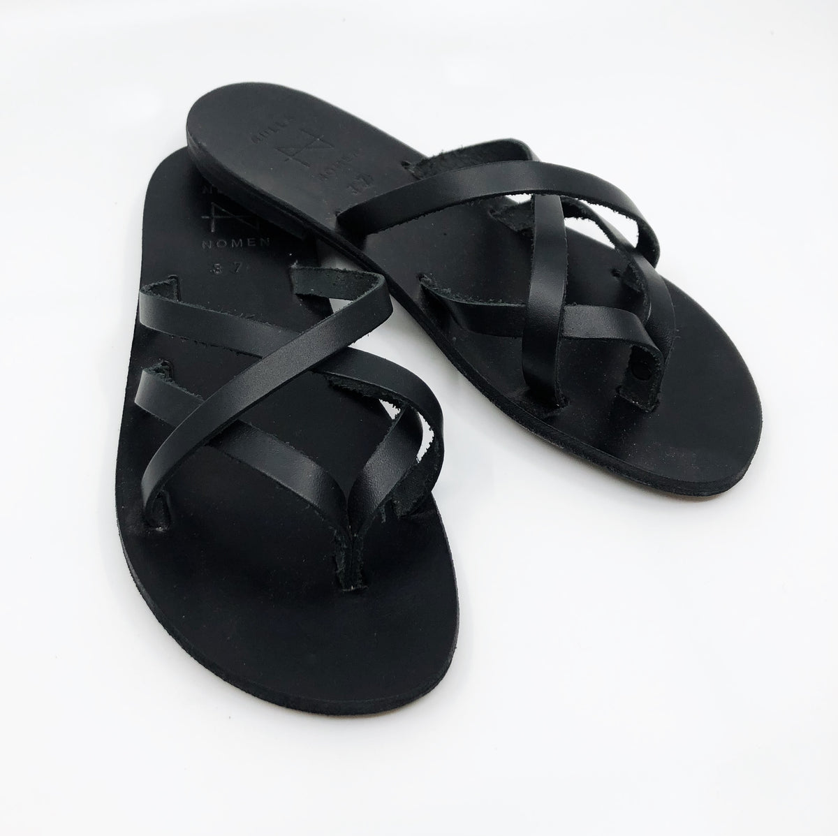 Crossover Sliders - Black