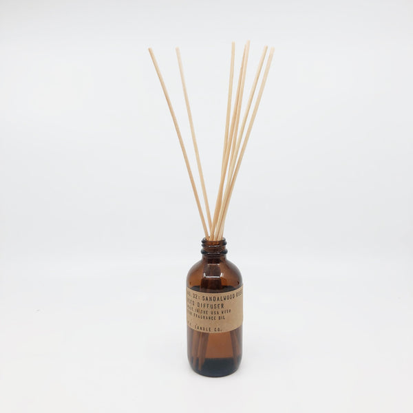 Natural Reed Diffuser - 3 Fragrances