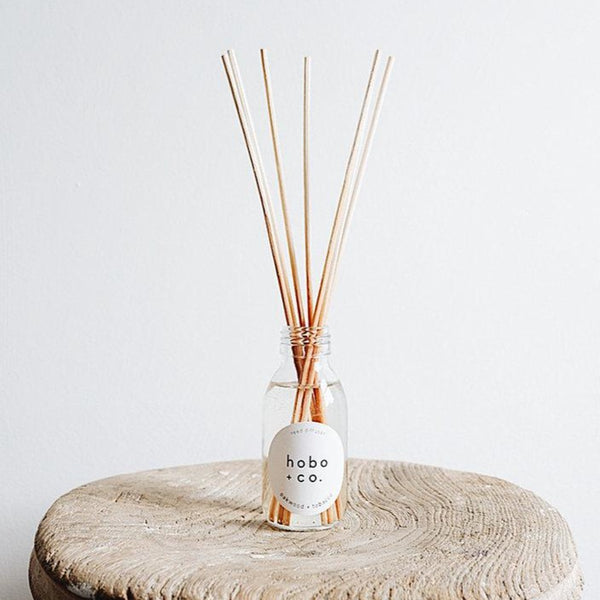Hand Poured Diffuser - 4 Fragrances