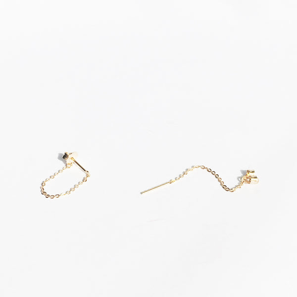 Gathershop Earrings from Lunai / Oorbellen