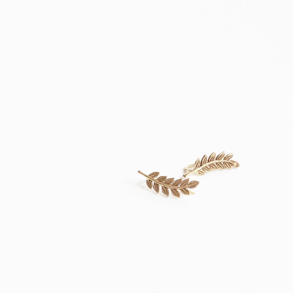 Feather Ear Pin (Single)