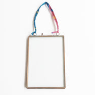 Fairtrade Brass Frame Medium