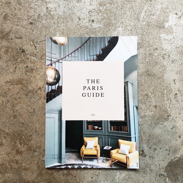 Petite Passport Paris Guide