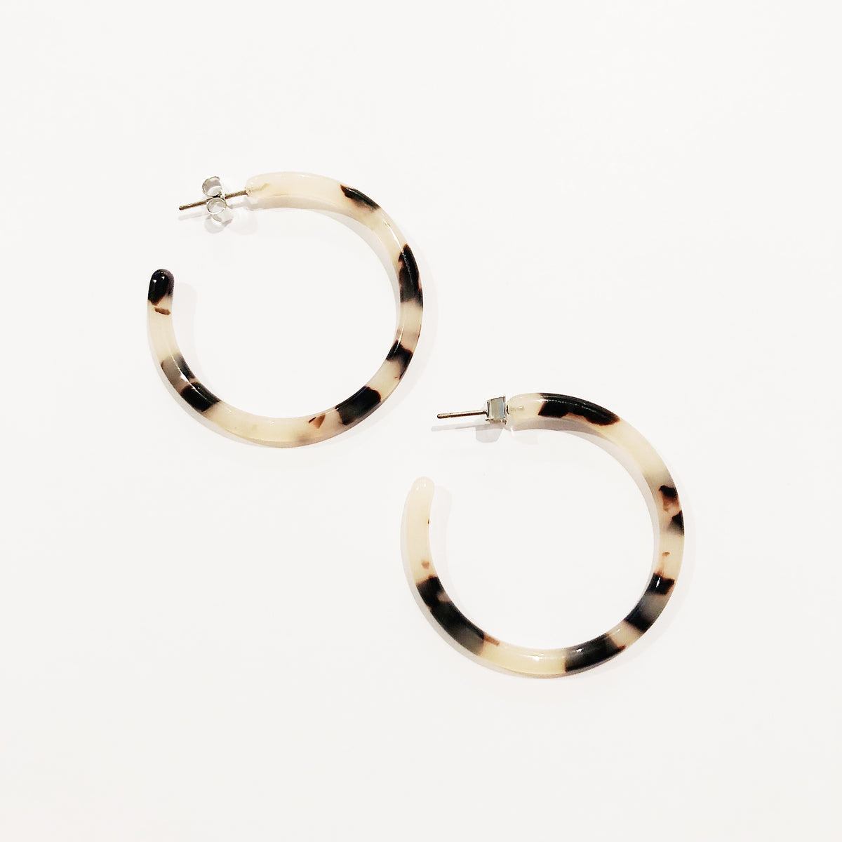 Tortoise Hoops Medium