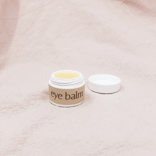 Mini Eye Balm - 100% Natural, Allergy Certified