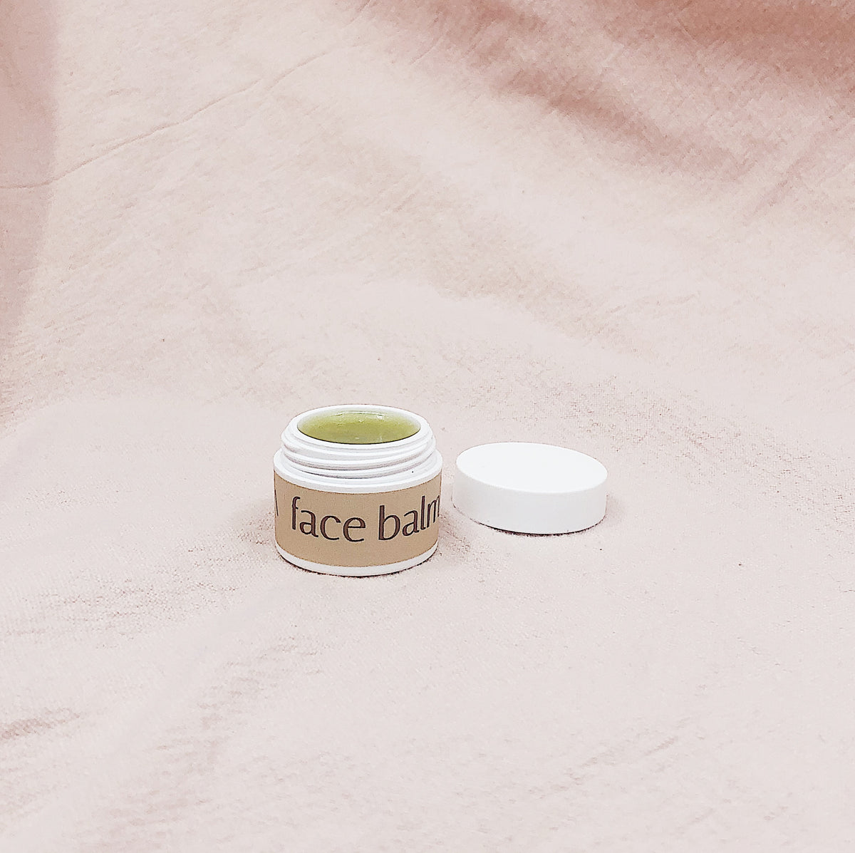 Mini Face Balm - 100% Natural, Allergy Certified