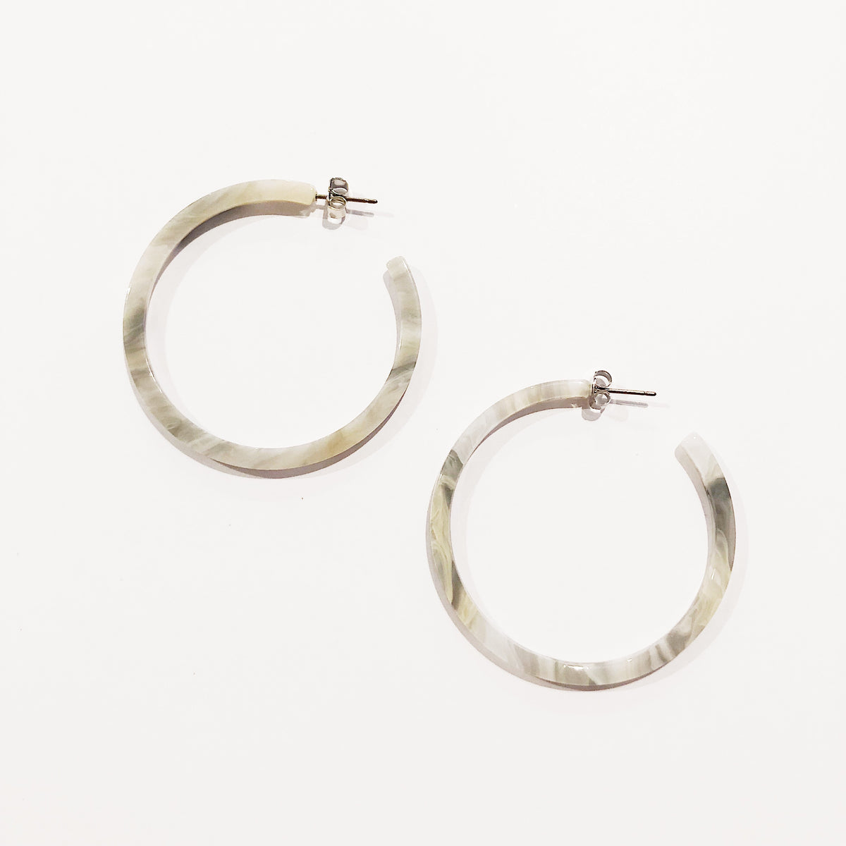 Tortoise Hoops Large