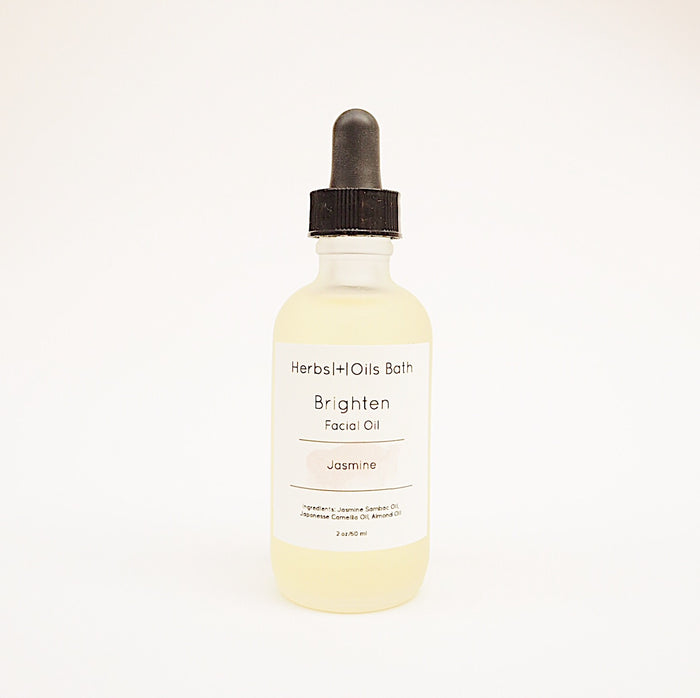 Brighten Jasmine Facial Oil