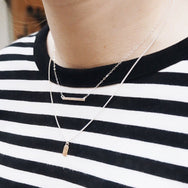 Simple Bar Necklace (7034588423)