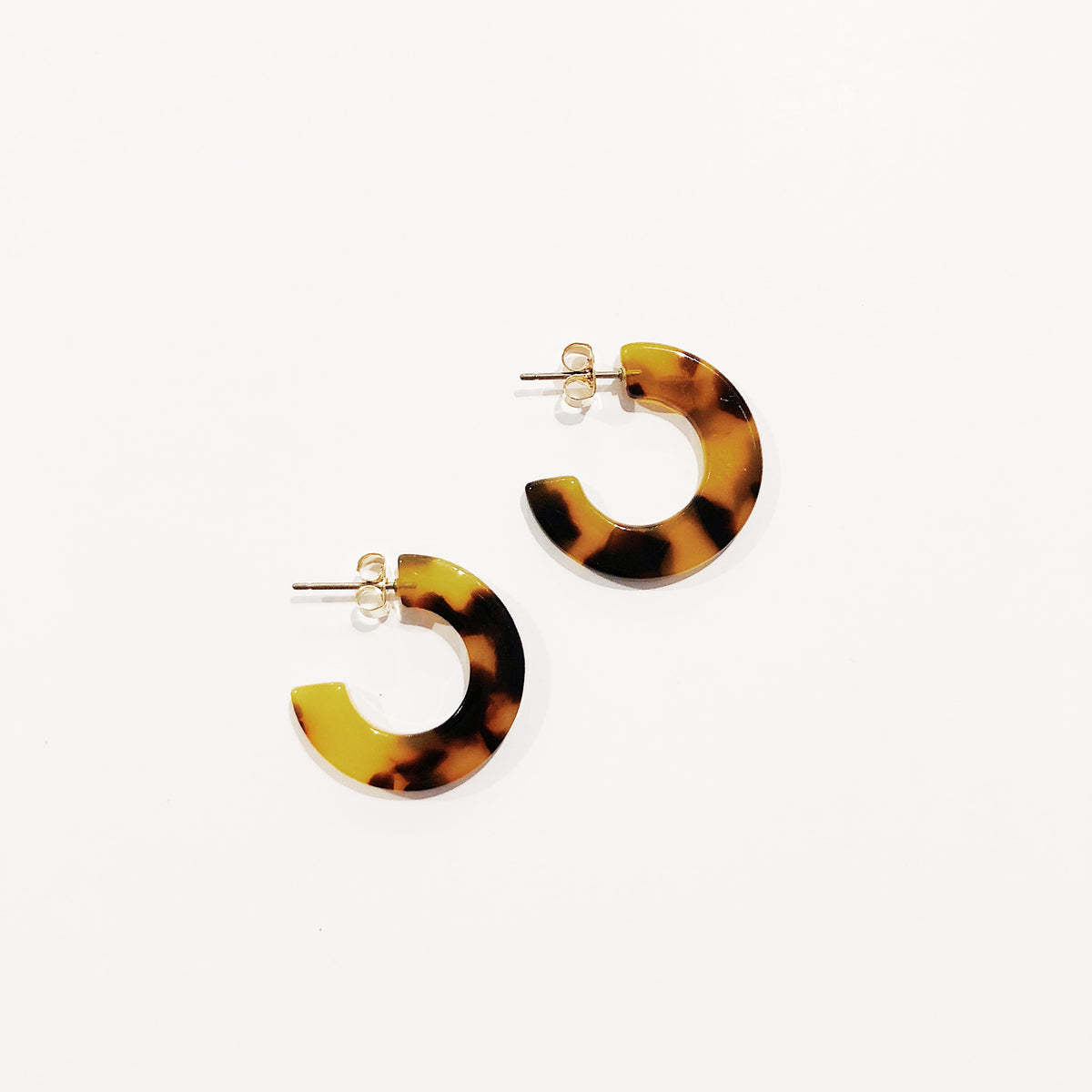 Tortoise Hoops Small