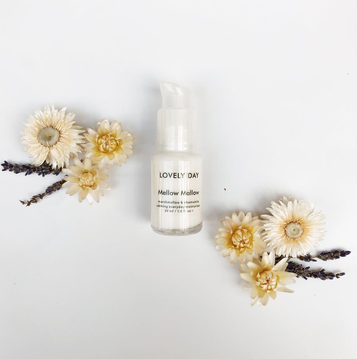 Mellow Mallow Calming Everyday Moisturiser