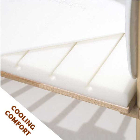 co crib chicco sleeper me for mattress product next pwgrl bedside deluxe