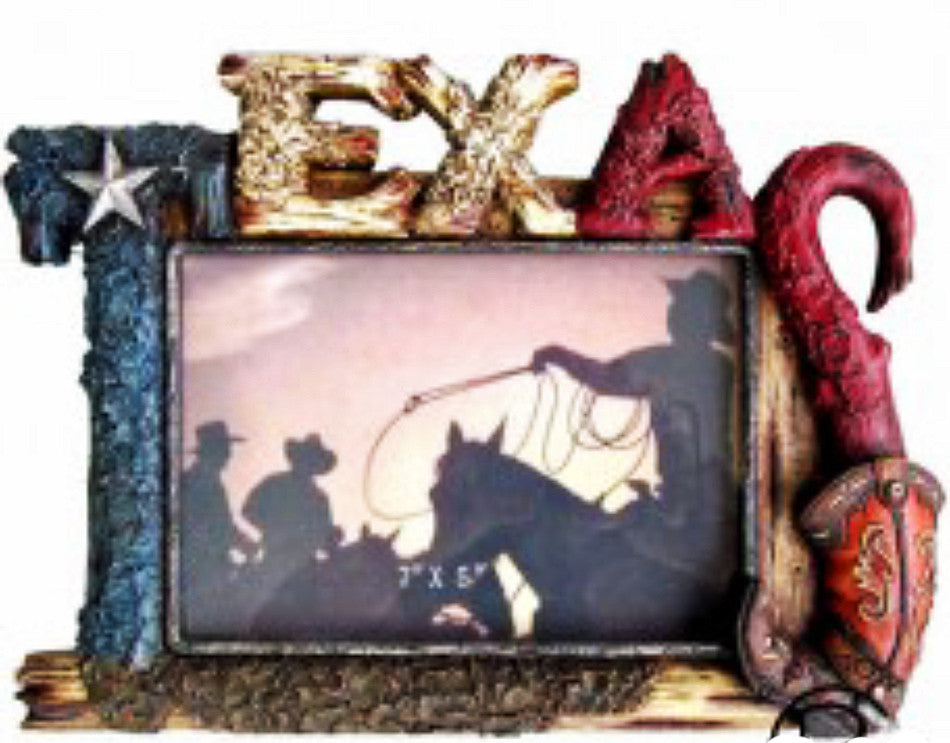 Texas Picture Frame 3\