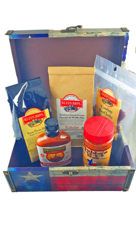 Lonestar Wooden Gift Box (FREE SHIPPING)