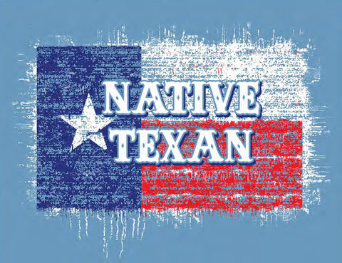 Native Texas Tee