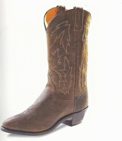 Old West Apache Cowgirl Boot
