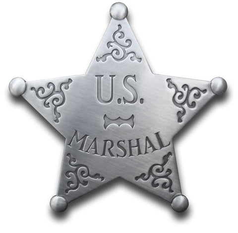 US Marshal Star Badge