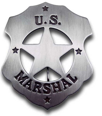 US Marshal Shield Badge
