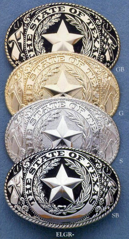 BIG TEX Belt Buckle