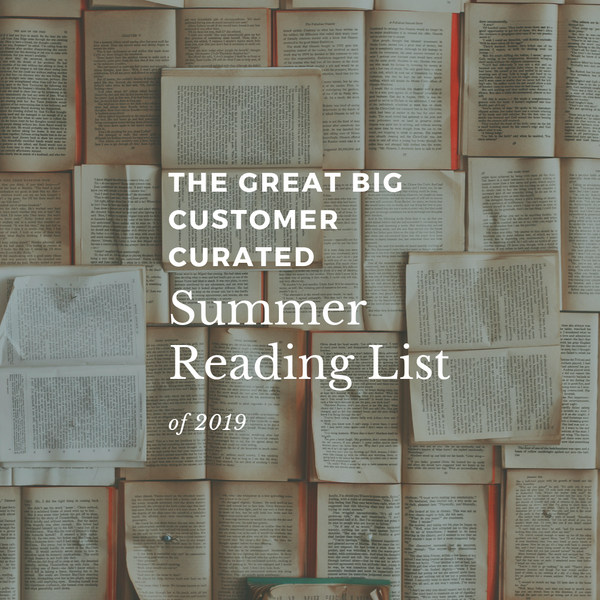 Our Summer Reading List of 2019