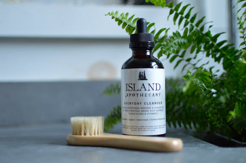 5 Steps to Perfect Skin - Island Apothecary