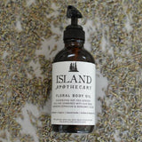 Floral Body Oil - Island Apothecary