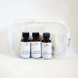 Travel Well Toiletry Kit