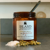 Earth Body Salt Scrub | Island Apothecary